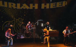 Uriah Heep в Media Markt и концерт в Crocus City Hall!