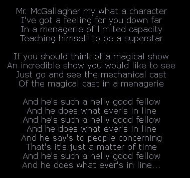 Mr. McGallagher