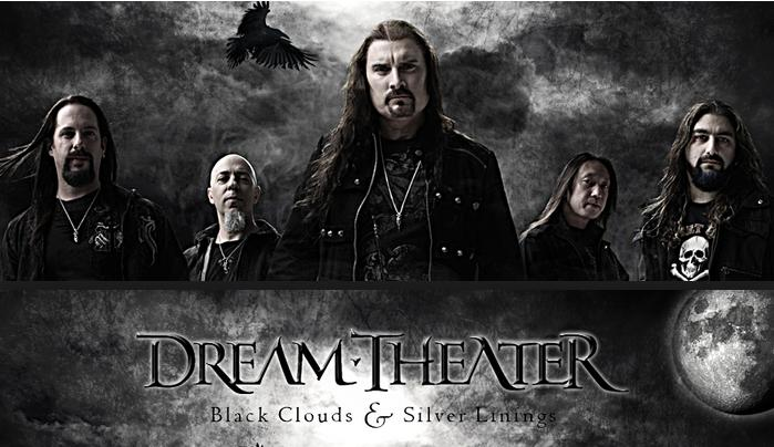 Прогрессив – металлистов из DREAM THEATER