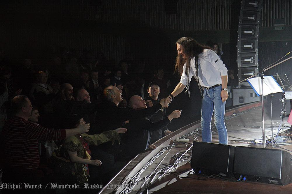 Концерт в Новосибирске!