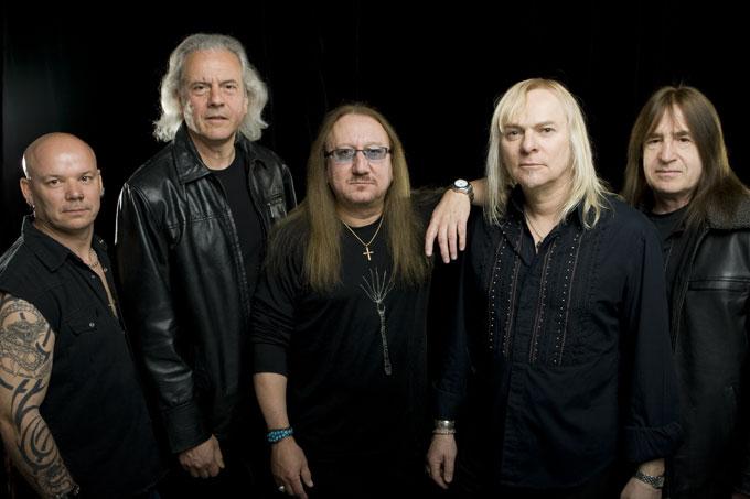 Uriah Heep слушать бесплатно онлайн музыку без