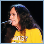 Ken Hensley. He Came To Us One Evening....
