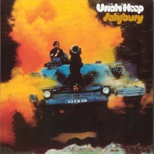 Uriah Heep Salisbury 1