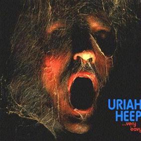 """Uriah Heep и """"Very 'Eavy, ...Very 'Umble"""""""