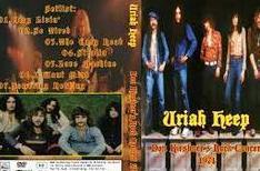 Uriah HeepReturn to Fantasy 3