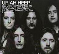 Uriah Heep Sweet Freedom 1