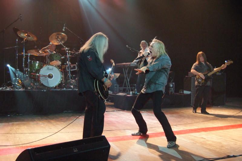 Uriah Heep в Тюмени!