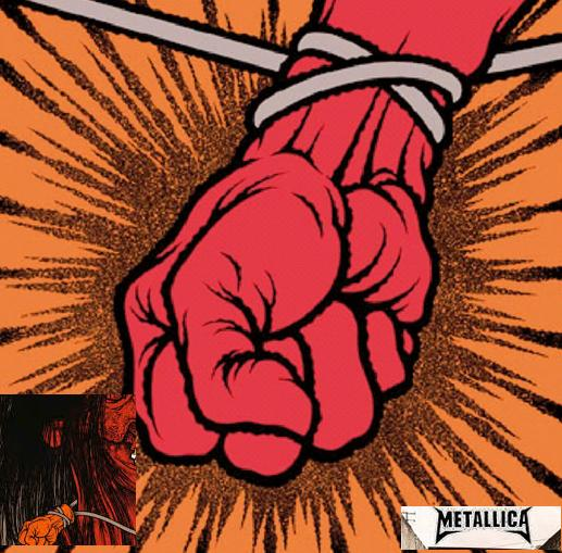 "Рецензия METALLICA-""St. Anger"""